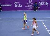 Веснина и Касаткина пробились во второй круг St. Petersburg Ladies Trophy, Родина и Гаспарян покидают турнир