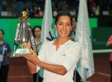 Чагла Буюкакчай стала первой турчанкой, выигравшей турнир WTA