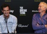 """Джон Макинрой: """"Успех в Кубке Дэвиса поможет Маррею на Australian Open"""""""