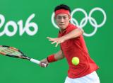 Рио-2016. Нисикори завоевал для Японии первую медаль в теннисе с 1920 года