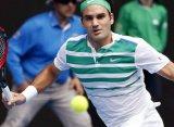 Федерер победил Бердыха на пути в полуфинал