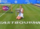 Истборн (WTA). Плишкова выиграла третий титул в сезоне