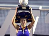 Цуренко завоевала третий титул в карьере, выиграв в Акапулько