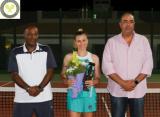 Звонарева выиграла первый титул за шесть лет после возвращения в теннис