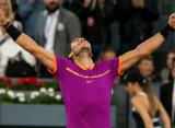 """Надаль одолел Джоковича и стал первым финалистом """"Мастерса"""" в Мадриде"""