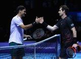 Федерер и Маррей провели благотворительный матч в Глазго
