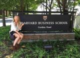 Мария Шарапова поступила в Гарвардскую школу бизнеса