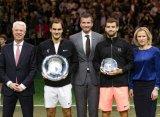 Роттердам (ATP). Федерер разгромил Димитрова и выиграл 97-й титул в карьере