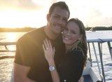 Каролин Возняцки объявила о своей помолвке