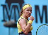 Кузнецова вышла в третий круг в Мадриде, отыграв подачу на матч и матч-пойнт
