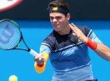 Раонич пробился в полуфинал Australian Open
