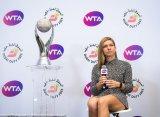 Халеп вручили награду за лидерство в рейтинге WTA по итогам года