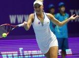 Елена Веснина вышла во второй круг St. Petersburg Ladies Trophy