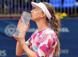 Бартель выиграла турнир в Праге, пройдя квалификацию