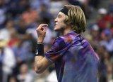 US Open. Рублев взял лишь пять геймов в поединке с Надалем