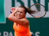 Павлюченкова одолела Макарову и пробилась в четвертьфинал турнира в Рабате