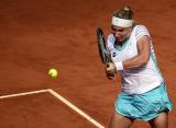 Кузнецова вышла в четвертьфинал на турнире в Мадриде