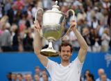 Маррей в пятый раз выиграл турнир в Лондоне