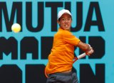 Мадрид (ATP). Нисикори снялся с матча с Джоковичем, Куэвас победил Зверева