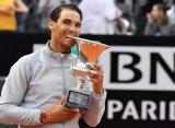 Рафаэль Надаль завоевал титул в Римеи вернется на первую строчку рейтинга ATP