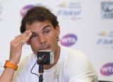 Рафаэль Надаль не сможет сыграть на турнирах в Индиан-Уэллсе и Майами