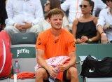 Гоффен из-за травмы не сыграет на турнирах в Хертогенбоше и Лондоне