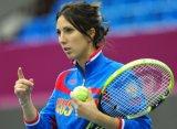 Анастасия Мыскина открыла теннисный лагерь для детей