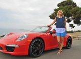 Немецкий автоконцерн Porsche приостановил сотрудничество с Шараповой