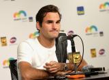 Роджер Федерер снялся с турнира в Майами