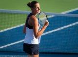 Цинциннати (WTA). Плишкова и Халеп пробились в полуфинал, Макарова завершила выступление
