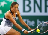 Касаткина, впервые выступающая на турнире Premier Mandatory, вышла в 4-й круг