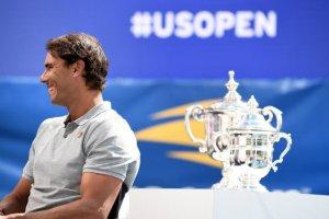 US Open. Надаль возглавил посев, Федерер попал в одну половину с Джоковичем