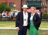 Клийстерс и Роддик введены в Зал теннисной славы