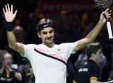 Федерер сразится за третий в карьере титул соревнований в Роттердаме