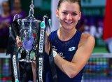 Агнешка Радванска выиграла Итоговый турнир WTA