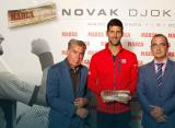 Джокович получил награду известного испанского издания Marca