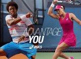 Саманта Стосур и Гаэль Монфис представили теннис в цифрах