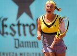 Мадрид (WTA). Кузнецова сразится с Младенович за выход в финал