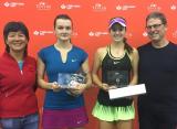 17-летняя Беллис выиграла второй турнир подряд и вошла в Топ-100