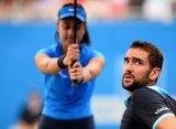 Лондон (ATP). Чилич и Лопес разыграют титул чемпиона турнира