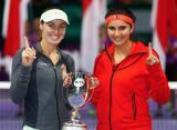 Мартина Хингис завоевала 50-й титул в карьере