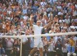 Wimbledon. Федерер и Маррей вышли в четвертьфинал, матч Джоковича перенесен на завтра