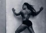 Обнажённая Серена Уильямс появилась на фотографиях календаря Pirelli