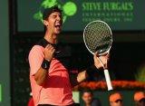 """Танаси Коккинакис: """"Выходя на корт, я верил, что могу победить Федерера"""""""