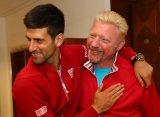 Вайда и Беккер будут сопровождать Джоковича на Итоговом турнире АТР