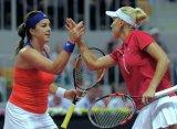 Павлюченкова и Веснина сыграют в решающем парном матче