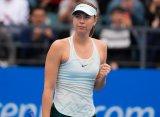 Шэньчжэнь (WTA). Шарапова разгромила Бузарнеску в стартовом матче сезона