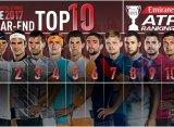 Впервые за 20 лет в Топ-10 рейтинга по итогам сезона пять дебютантов