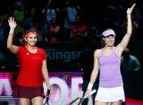 Хингис и Мирза выиграли Итоговый турнир