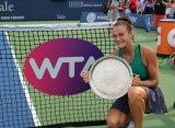 Нью-Хейвен (WTA). Арина Соболенко выиграла первый титул в карьере